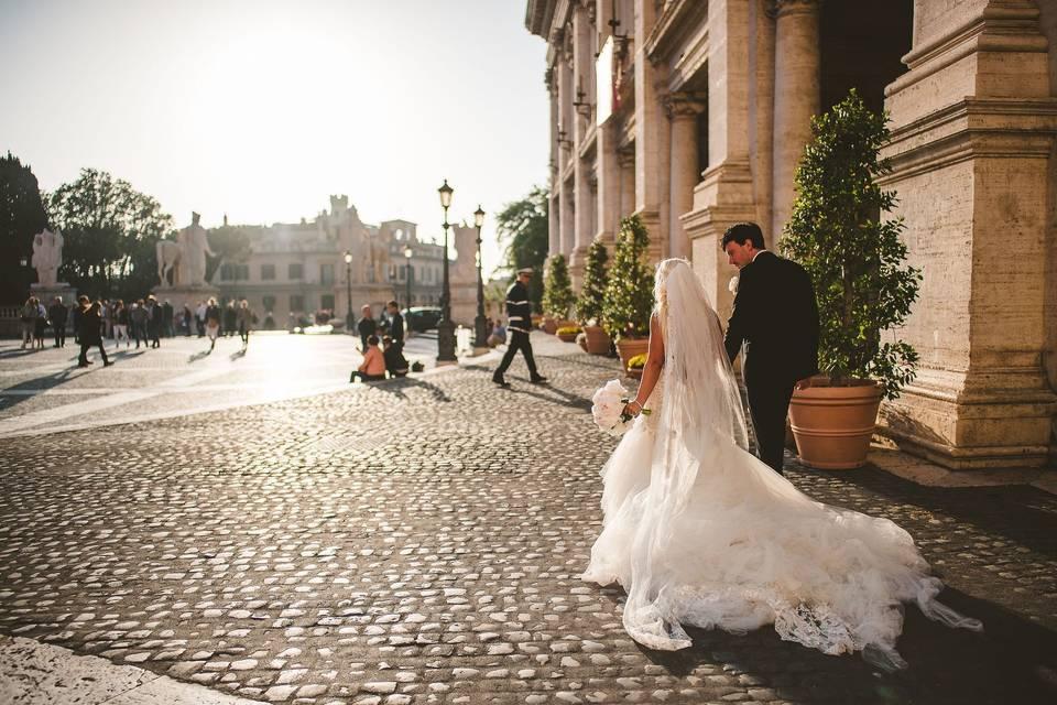 Intimate Italian Weddings