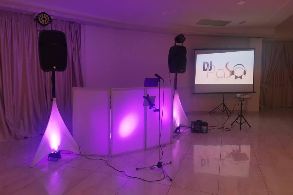 Paso a Paso Eventi - DJ Paso