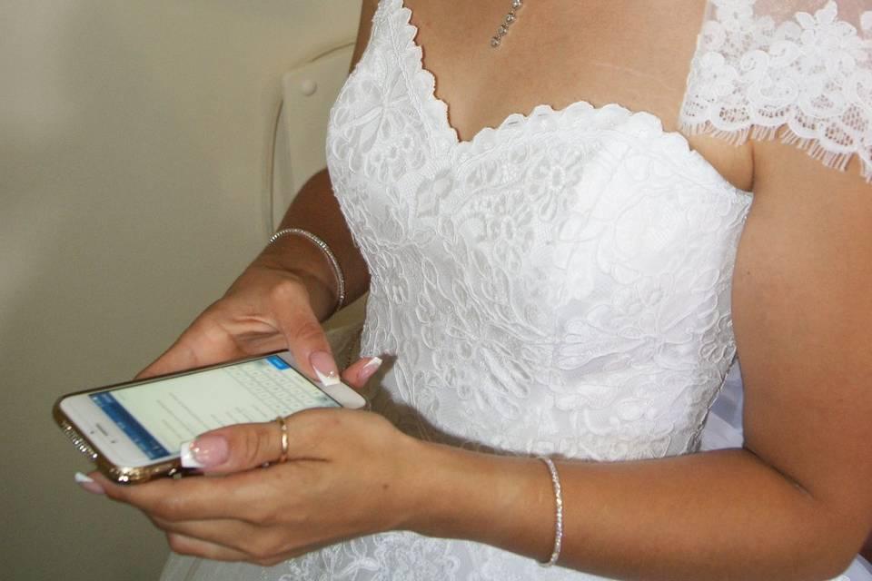 Wedding Antonela