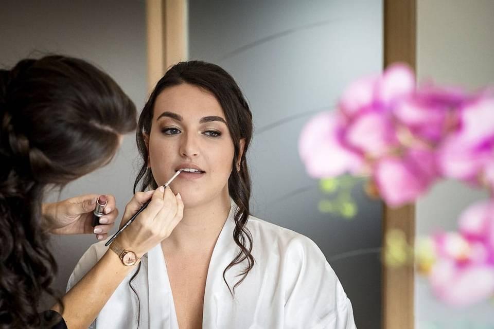 Alessandra Frate Make-up Artist