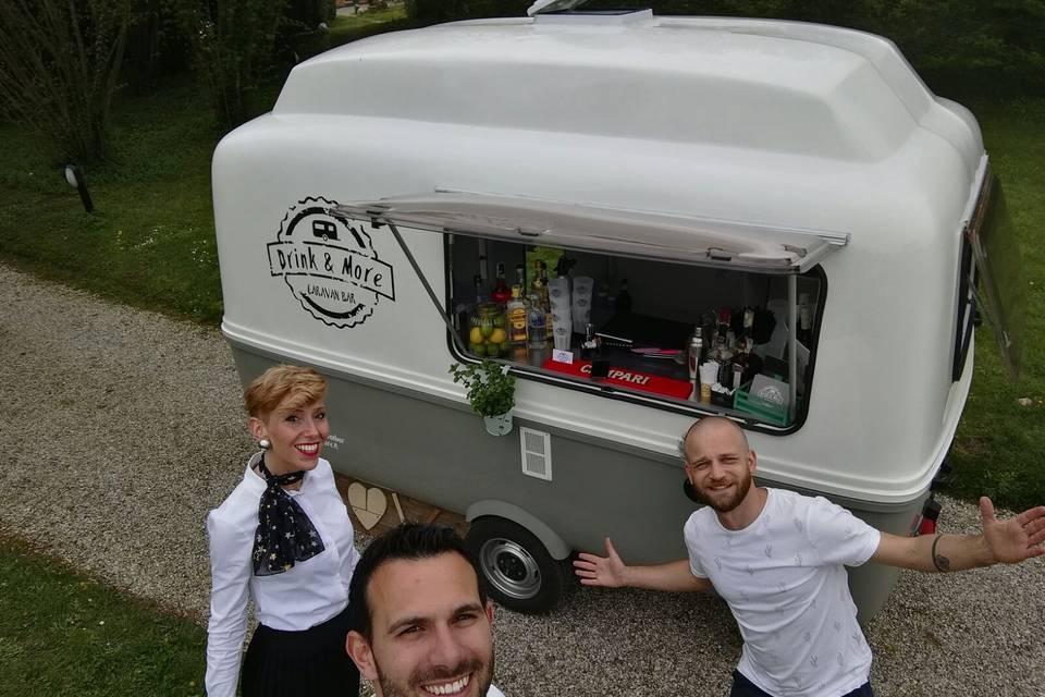 Drink & More Caravan Bar