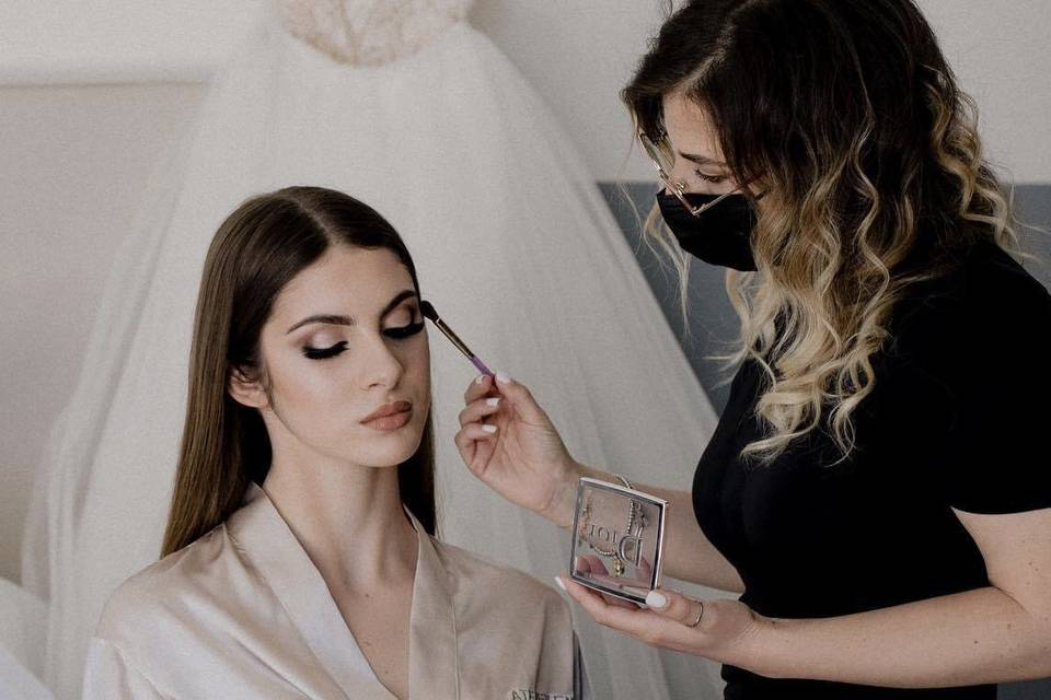 Valentina Galizia Make-up Artist