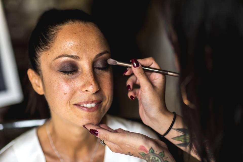 Leyra Makeup