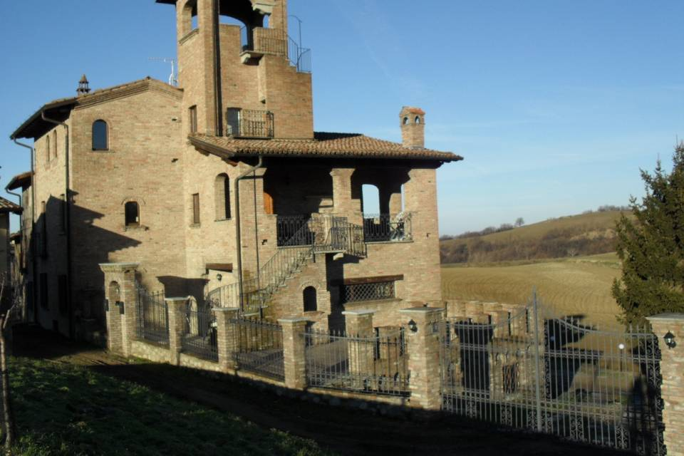 Il castello di gomo