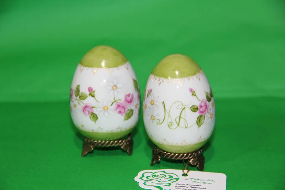 Uova da collezione