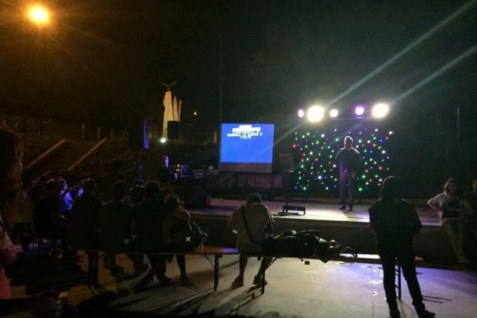 Matrimonio e Karaoke open air