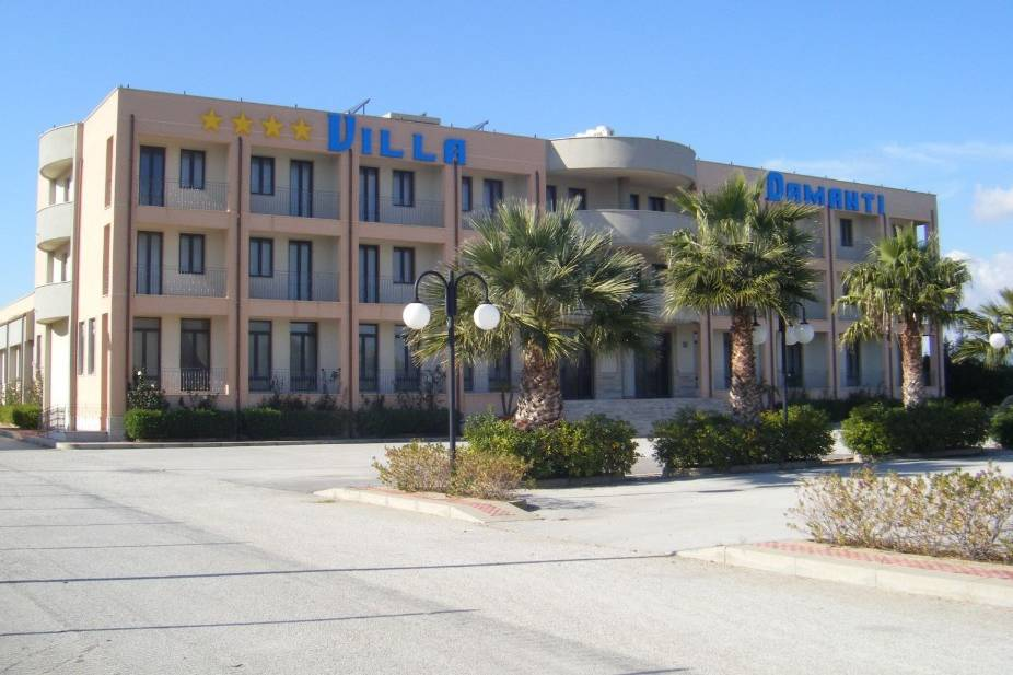 Hotel Villa Damanti