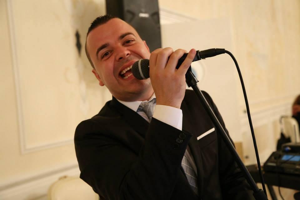 Giuseppe Verdesca  Voice - Entertainer