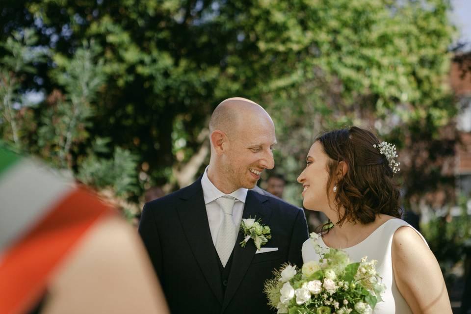 Matrimonio internazionale Roma