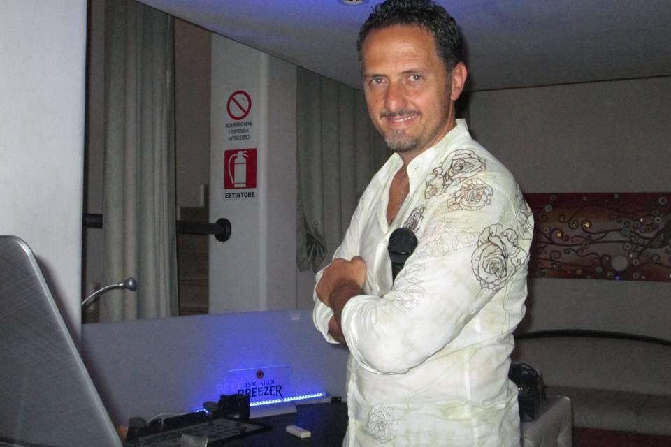 Dj Massimo Buonpensiero