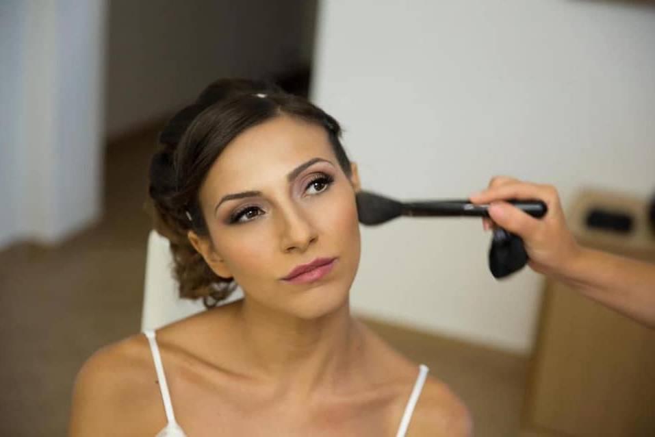 Federica Elle Makeup
