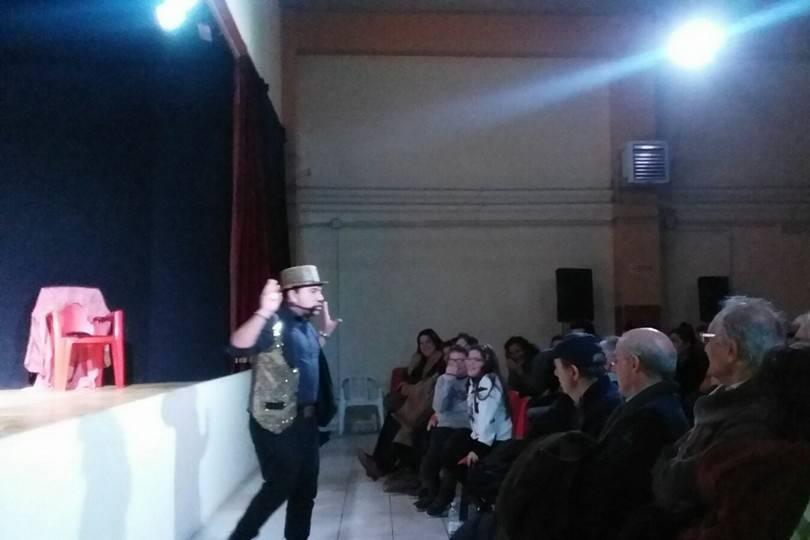 Mago Pepe - Magia e Cabaret