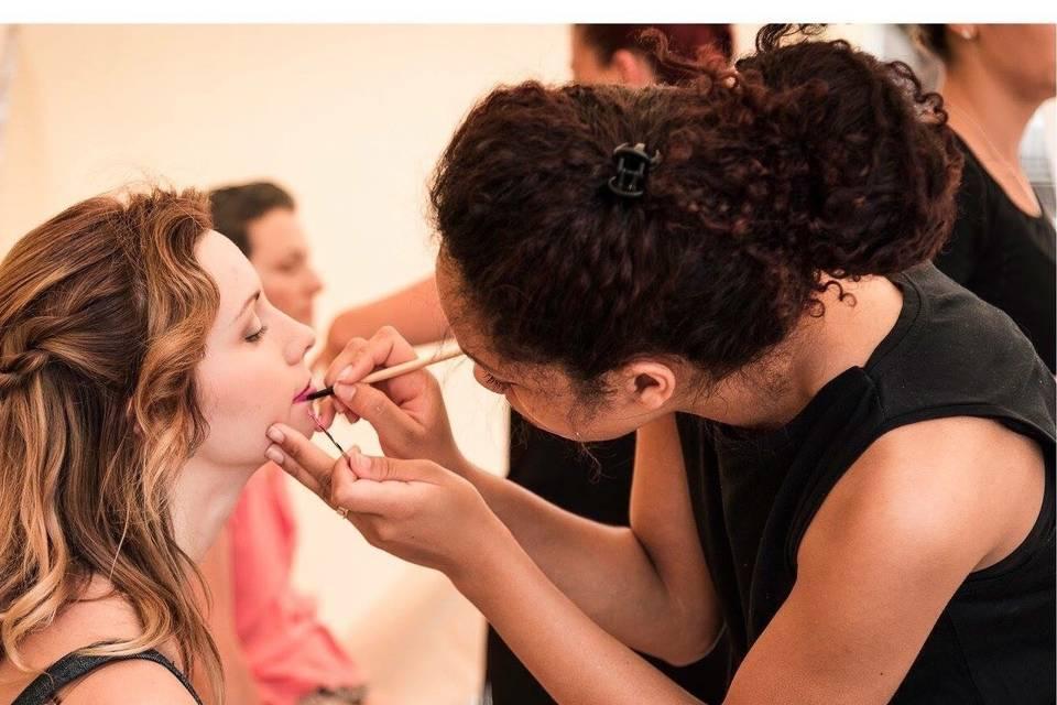 Fenix Guzman Make Up