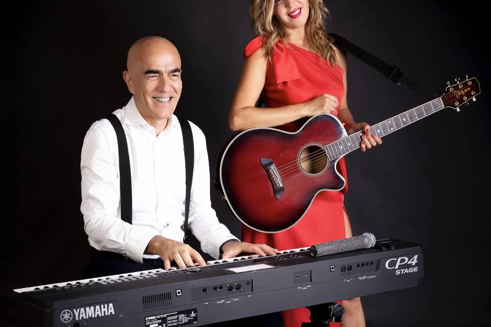 Benedetta Bianchi e Roberto Magnanensi