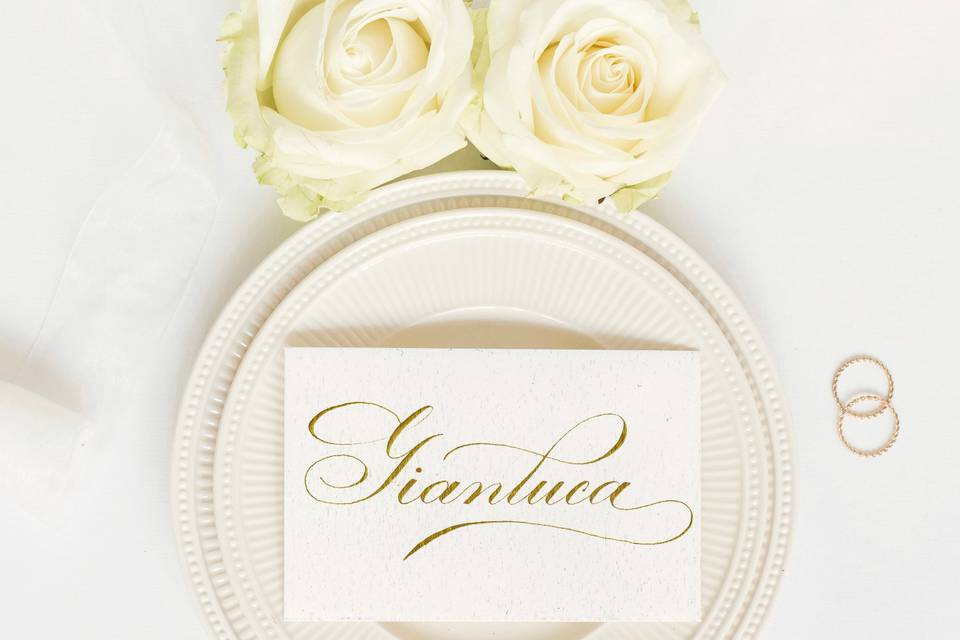 Jolanda Calligraphy & Wedding Stationery