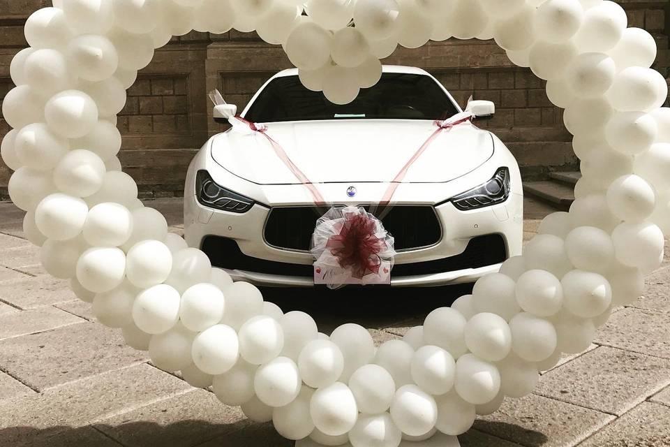 Maserati e L'amore..