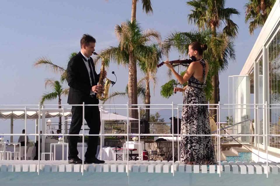 Luxury Events Napoli - Music Up