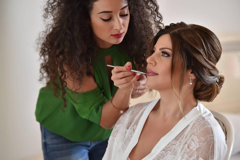 Jessica Tomasino Make Up Artist