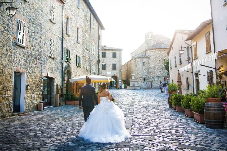 San Leo Wedding