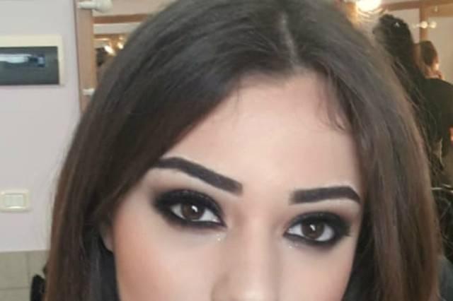 Francesca F Make-up Artist