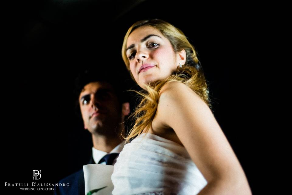 Fratelli D'Alessandro wedding reporters