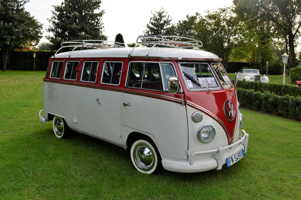 La Dolce Vita Wedding Car