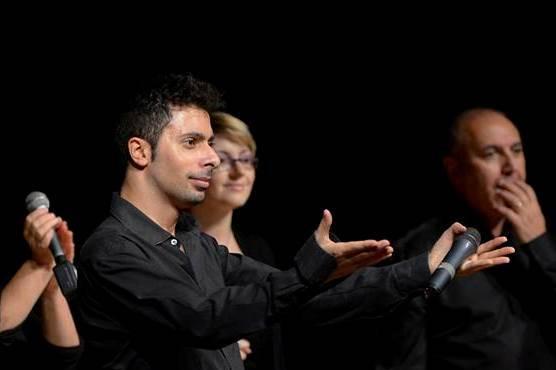 Live con la Chorus Band