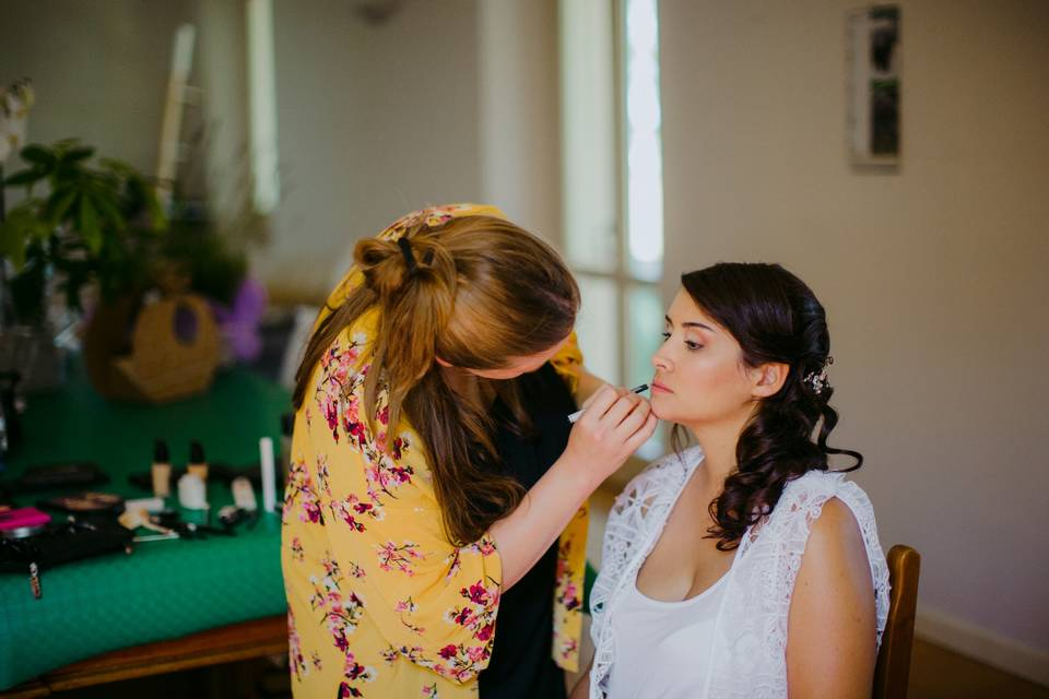 Alice Bulgarelli Make-up Artist