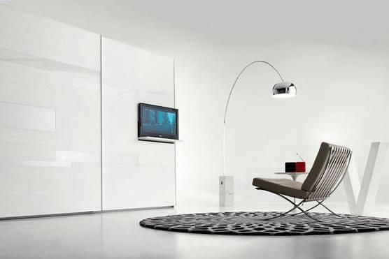 Armadio con porta Tv