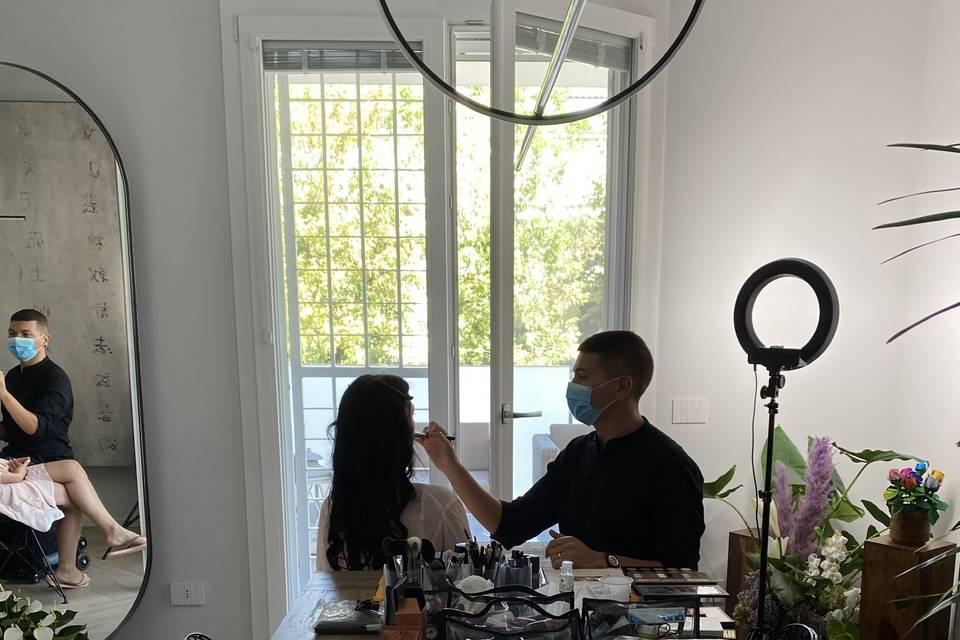 Felipe Cardona Make-up Artist