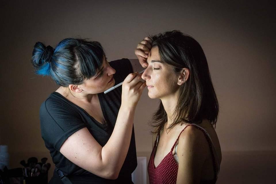 Bianca Bonanno Make Up Artist