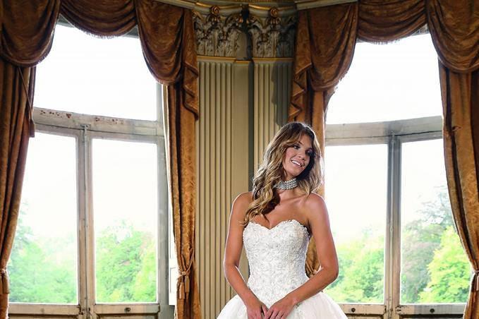 Emma Charlotte coll sposa 2019