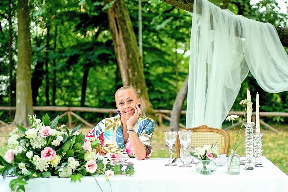 Katia Florian - Italian Wedding Planner