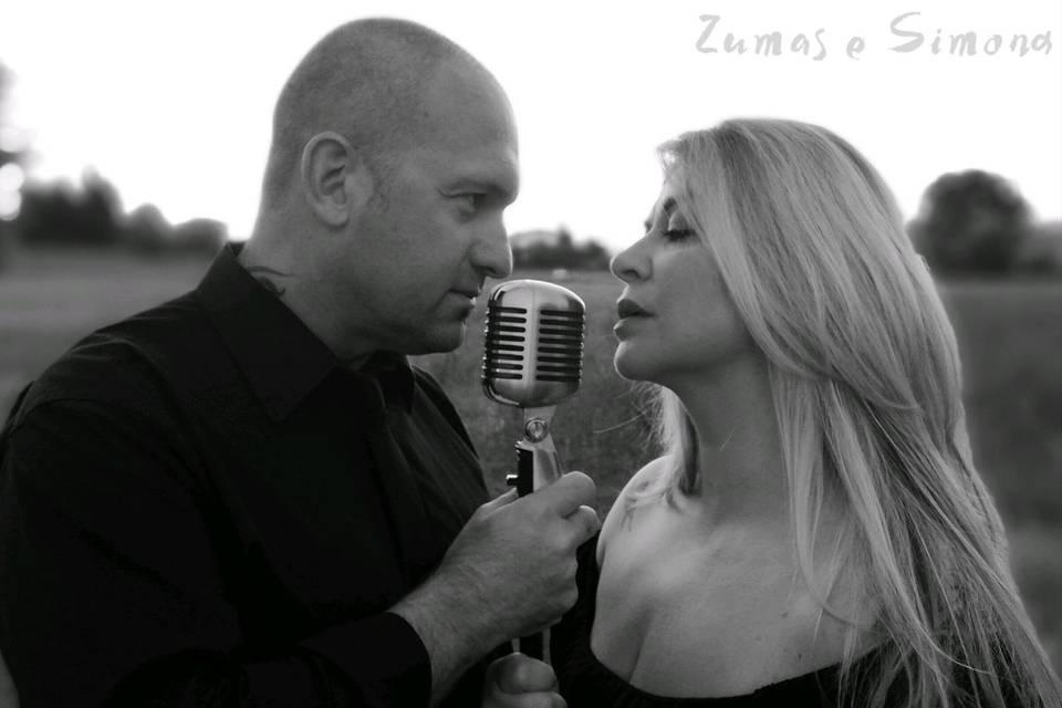 Zumas e Simona