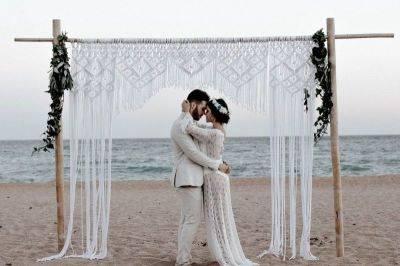 Matrimonio in spiaggia bello