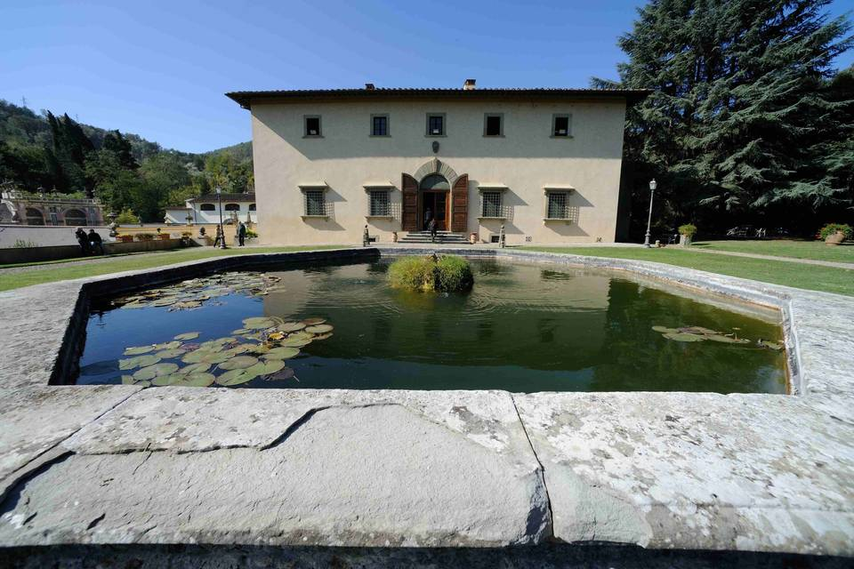 Villa Vai al Mulinaccio