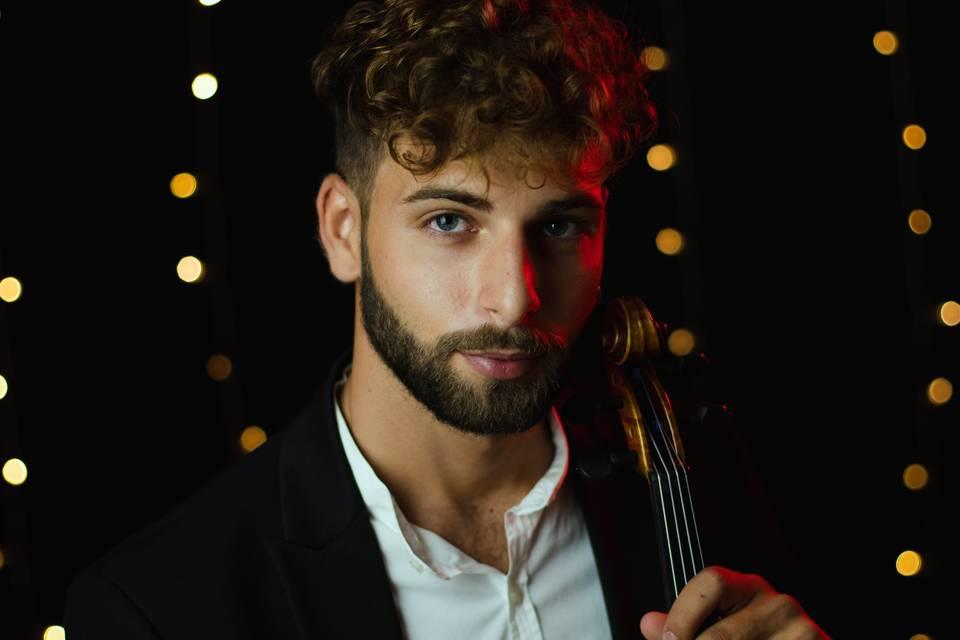 Riccardo Cognato Violinista