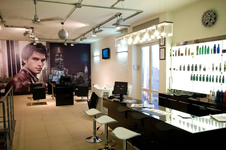 Bar hair care e Lab stilistico
