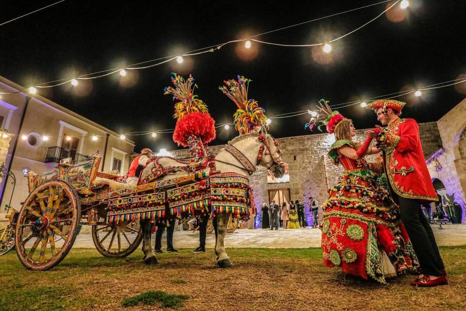 Sicilia Bedda d'Amari Events