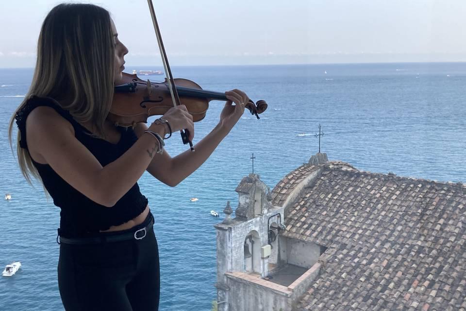 Giovanna Faino - Violinista