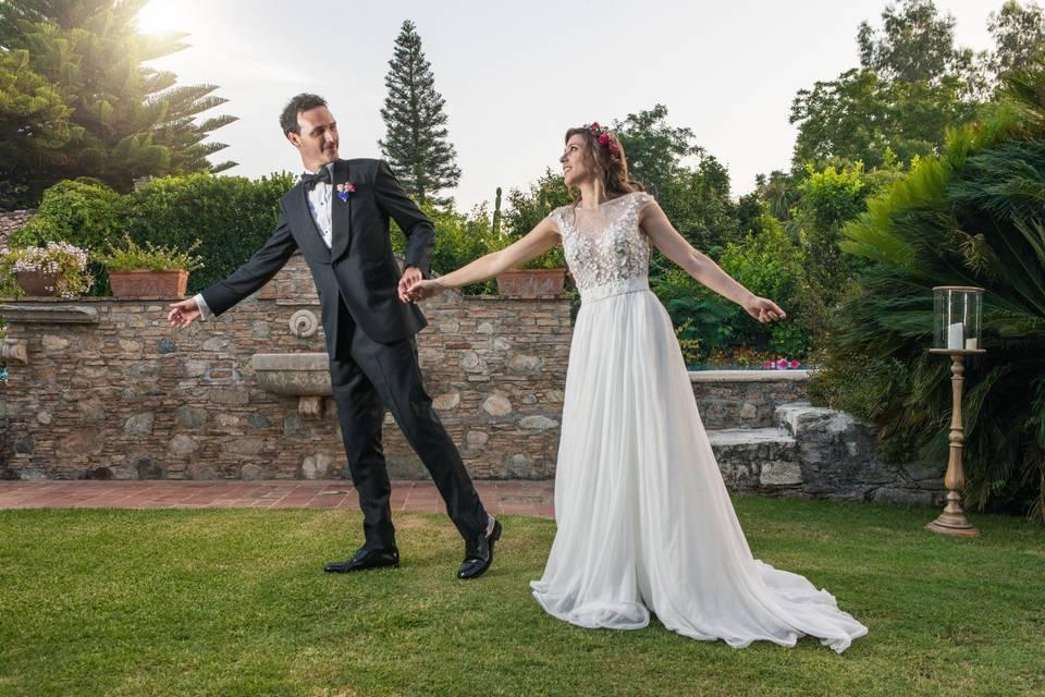 Matrimonio Villa Zerbi