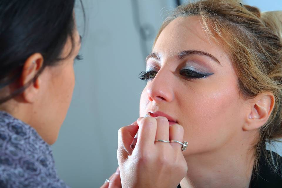 Make-Up & Other Stories