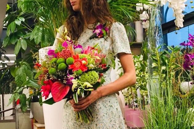 Bouquet Sposa Colorato