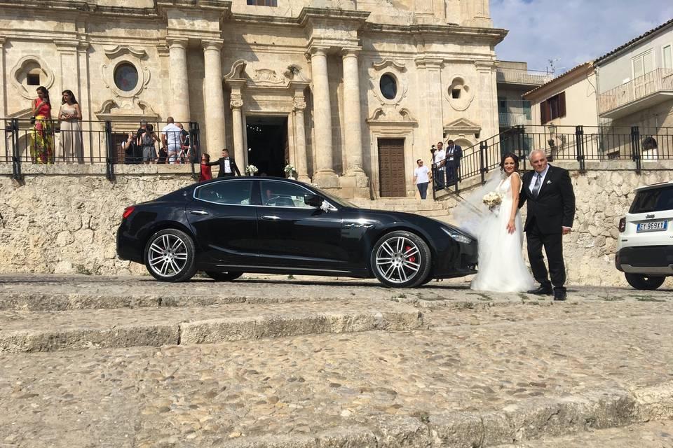 MG - Wedding Cars