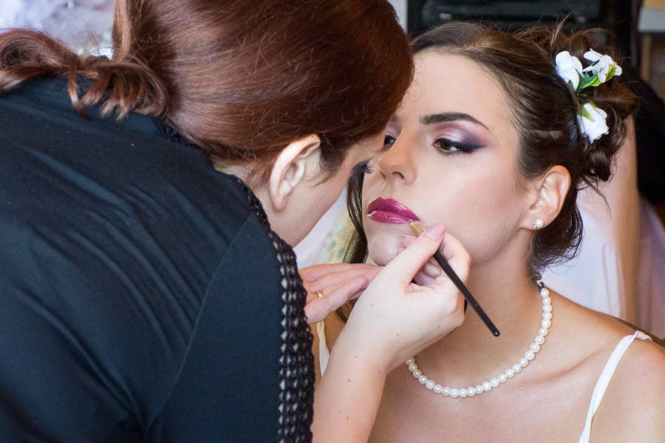 Annarita Cozzolino Makeup