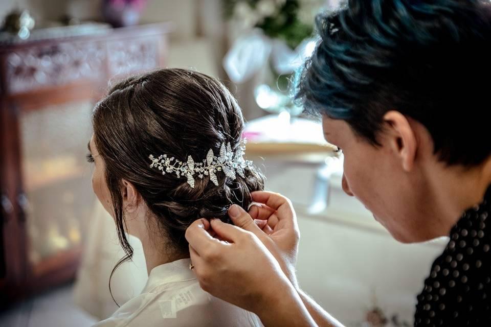 Veronica del Mastro Hair Stylist