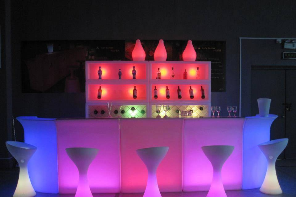 Bar Luminoso Lineare