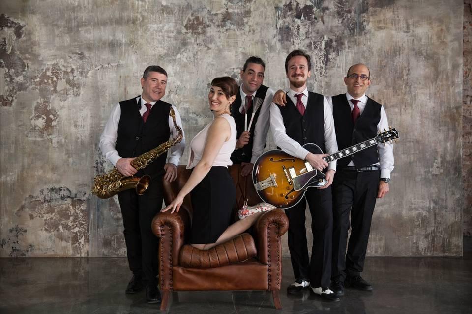 Jazz lag Quintet