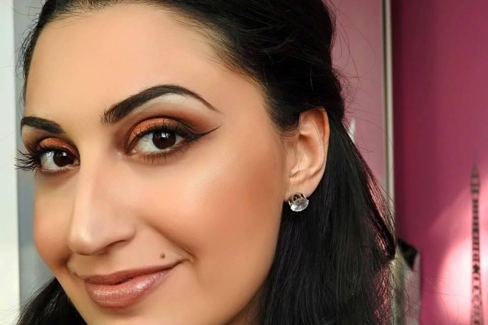 Elena Barabani Make-Up Artist