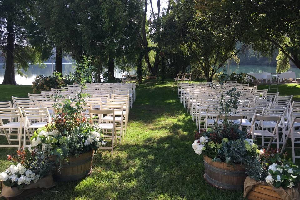 Ofelia Petran wedding planner
